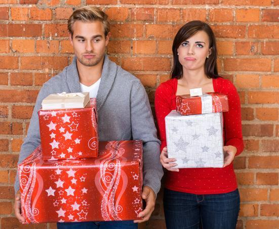 Weihnachtsgeschenk, Geschenk, Umtausch, Wichteln, Flohmarkt