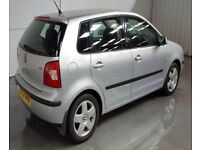 Vw polo 1400cc manual sport vgc