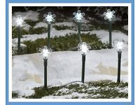 20 Solar Path Lights