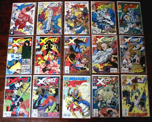 Comics lot for sale - Marvel, Image
