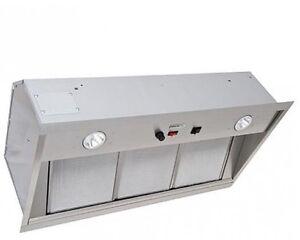 Range hood Cabinet Insert Vent - Broan RMIP33 London Ontario image 2