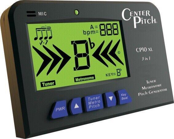 Chromatic Metronome & Tuner