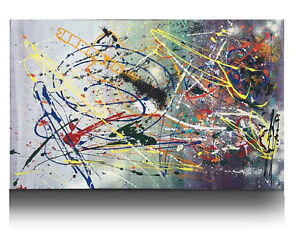 Large Abstract painting acrylic painting Modern Wall Art