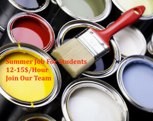 Summer Job for Students - Full Time (North Shore)