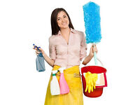 Cleaner job part time in private houses Uxbridge UB8 + West Drayton UB7
