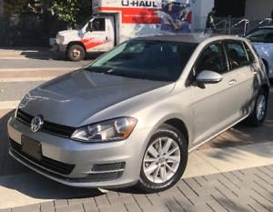 VW Golf 2016 TSI