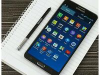 Unlocked Samsung Galaxy Note 3 Black 32GB