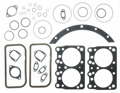 Head Gasket Set Without Seals For Case 830 Tractors