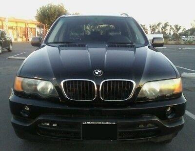 2001 BMW X5  BMW X5 3.0 2001 SUV Great Condition!