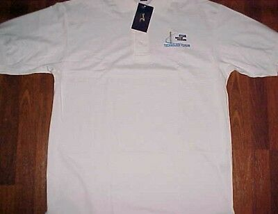 Baker Hughes Technology Forum Associates Employees White Polo Shirt Xl New Nwt