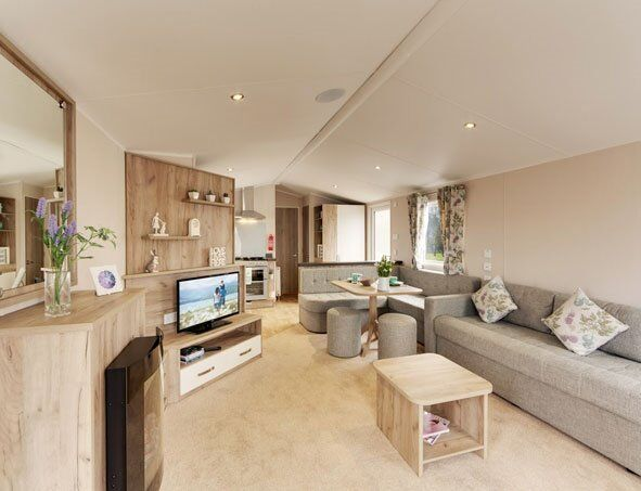 Brand new Willerby Skye caravan holiday home for sale on the East Lincolnshire coast near Skegness.