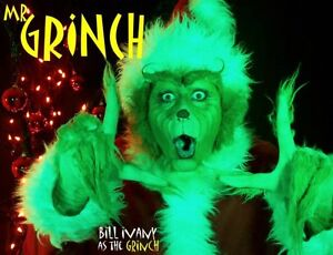 Mr.Grinch Available for all things Grinchmasy Cambridge Kitchener Area image 1