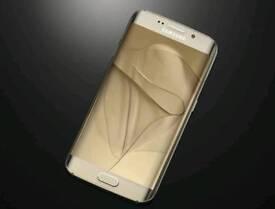 Samsung S6 Edge 32gb Gold