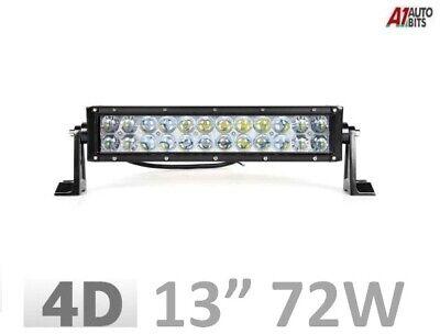 LED Scheinwerfer Dach Arbeitsscheinwerfer ASW Einbau NEW HOLLAND 12V 24V 3375Lm