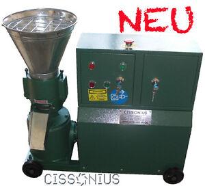 Cissonius, PP120 Pellet Mill PELLETIERE PELLET HOLZPELLET PELLETPRESSE f. Futter