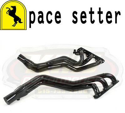 Kyпить Pace Setter 70-3221 Long Tube Headers 01-04 Ford Mustang 3.8L V6 w/ EGR Painted на еВаy.соm