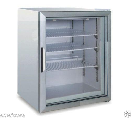 Single Glass Door Freezer Ebay