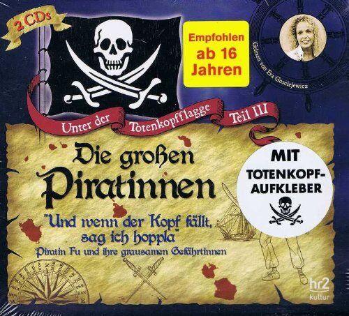 Unter der Totenkopfflagge - Mordsspannung als Hörbuch (2006)