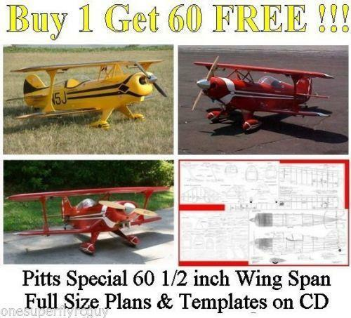 Pitts Special Toys Amp Hobbies Ebay