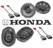 Honda Civic Speakers