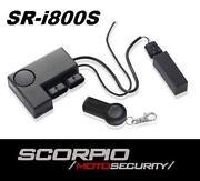 Scorpio Motorcycle Alarm