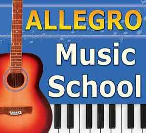 Violin Teacher needed at Allegro Music