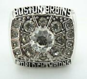 Boston Bruins Ring