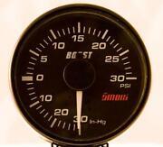 Audi Boost Gauge