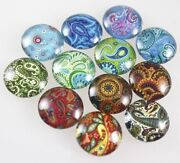 20mm Glass Cabochon