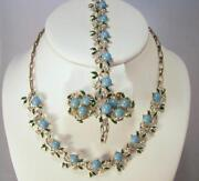 Vintage Rhinestone Jewelry Sets
