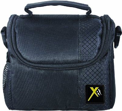 Small Soft Padded Camera Equipment Bag/Case for DSLR Cameras