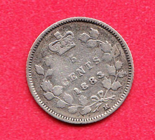 Canadian 5 Cent Coin Ebay