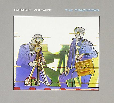 Cabaret Voltaire   The Crackdown  Remastered   Cd