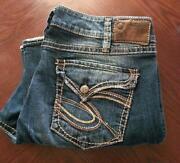 Silver McKenzie Jeans