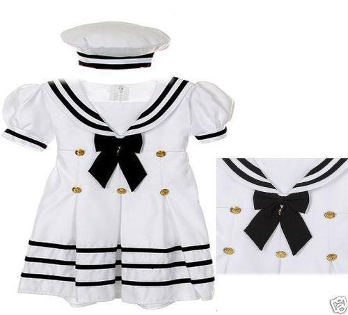 Cute childrens sailor outfits, infant boys sailor rompers and sailor bubble outfits and suits. The adorable classic boys dressy nautical outfits are a favorite for baby boys portraits, special occasions or .