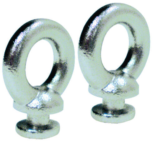 Boat marine Stainless Steel Spare Eye Only For Fender Lock # 30121 1 Pair