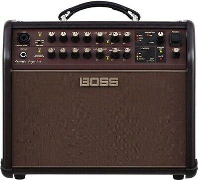 Boss ACS-LIVE Acoustic Singer Live 60-Watt Acoustic Guitar Combo Amplifier