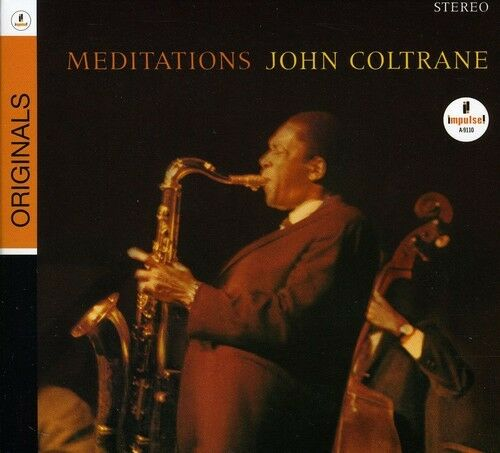 John Coltrane - Meditations [New CD] Italy - Import