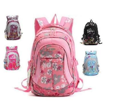 New Children Student School Bags For Laptop Book Girl Backpack Casual Travel JO - Bags For Kids