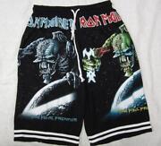 Iron Maiden Shorts