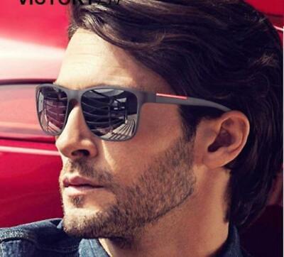 Ultralight Sunglasses Men Driver Shades Vintage Polarized  Eyewear High Quality
