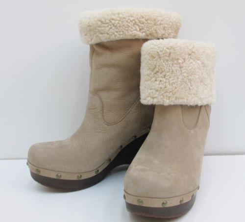 Shearling Boots | eBay