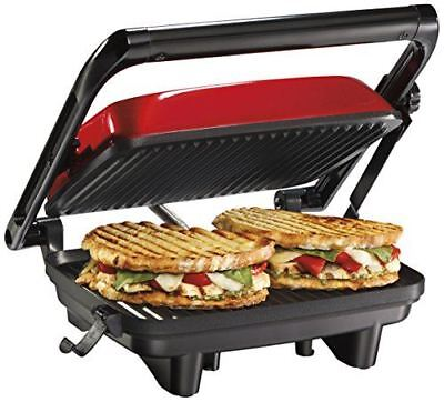 25462z panini press gourmet sandwich maker
