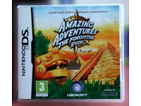 Amazing Adventures: The Forgotten Ruins For Nintendo DS / DS lite, etc.
