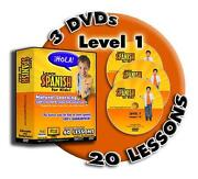 Learn Spanish DVD