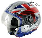 Flag Motorcycle Helmet