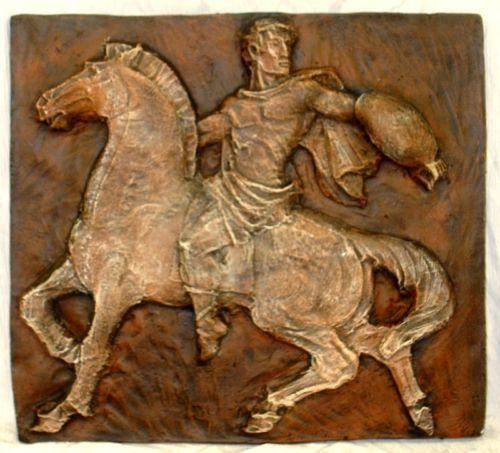 Roman Wall Plaque Ebay