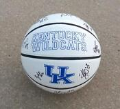 2012 Kentucky Wildcats Autographs