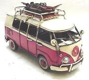 VW camper Van Model