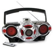 MP3 CD Player Boombox